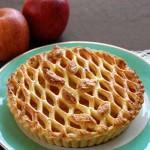2月・アップルパイ パイ生地を作って、リンゴの甘煮を作って美味しいアップルパイを作りましょ
