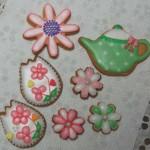 春のアイシングクッキーレッスン2