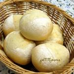 4月・ブロートヒエン シンプルな食事パン この生地で他のパンも作る予定です