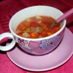 トマトのスープ1010