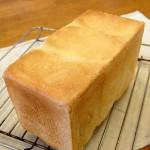 10月・プルマン 1,5斤の食パン型で作ります。