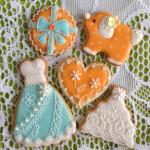 ジューンブライドアイシングクッキー