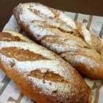 5月・パン・オ・ノア 胡桃がたっぷりと入った食事パンを作りましょう