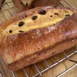 2月・ブリオッシュパウンド 生地にバターをたっぷり入れ込んだリッチなパン
